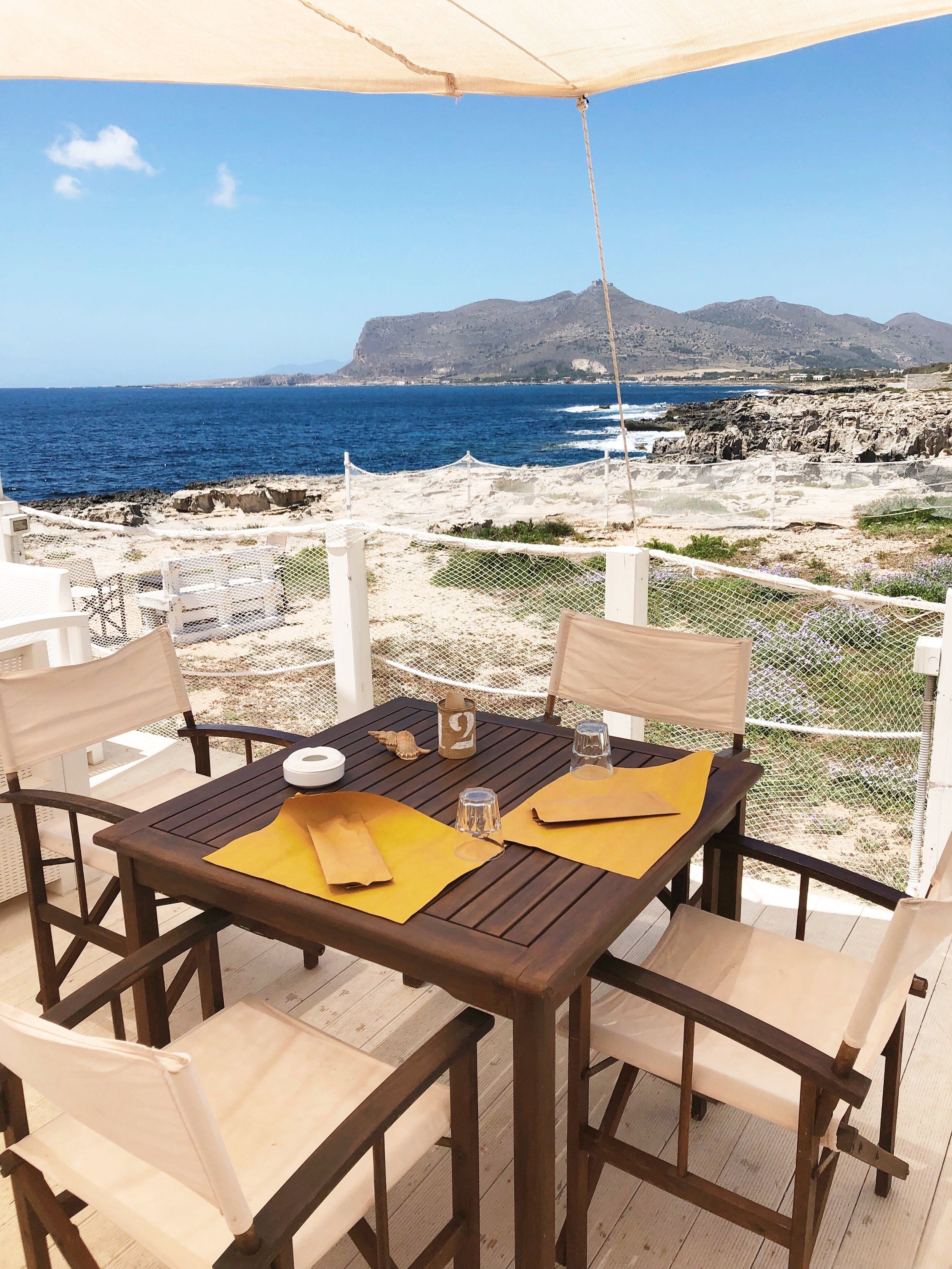 A Guide to Favignana by Lois Avery