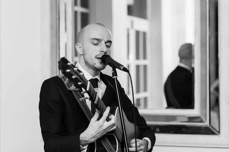 Marc Oliver Wedding Singer