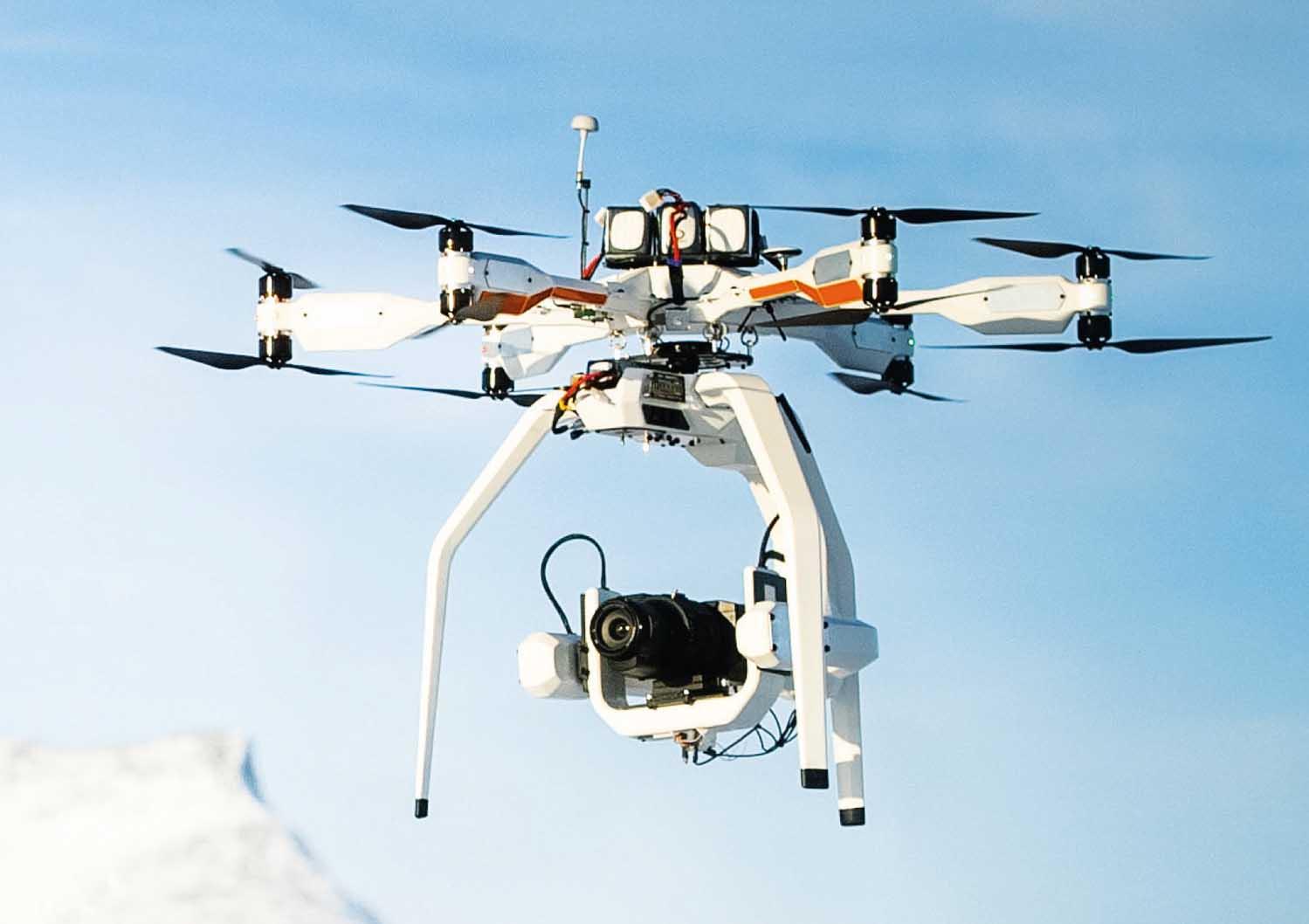 intuitive aerial aerigon