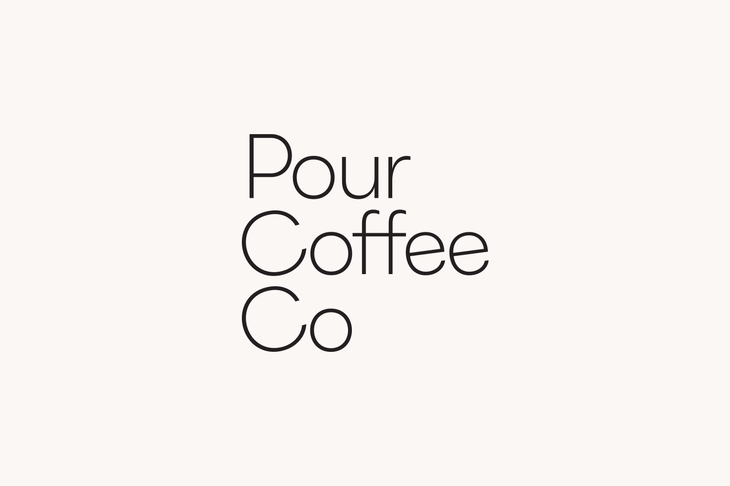Studio of Christine Wisnieski | Pour Coffee Co