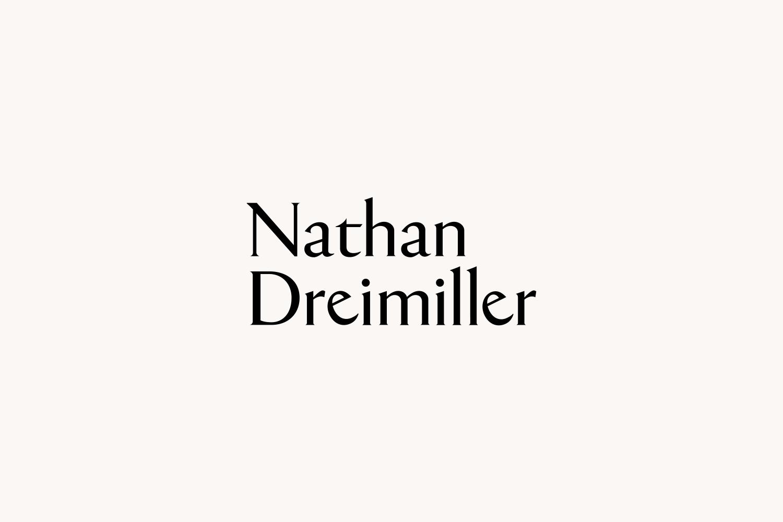 Studio of Christine Wisnieski | Nathan Dreimiller