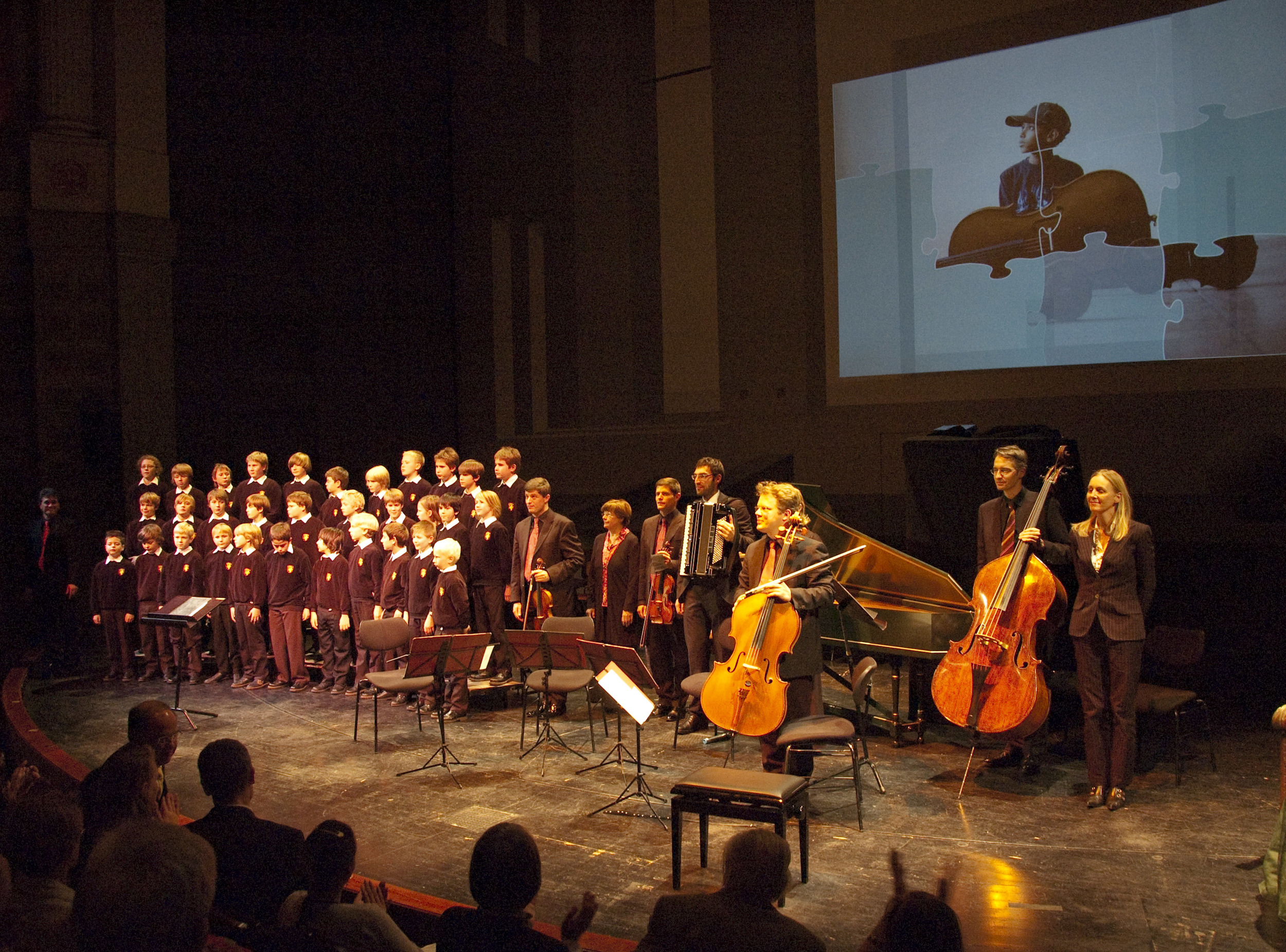 Fundraising gala concert for SOS children´s villages