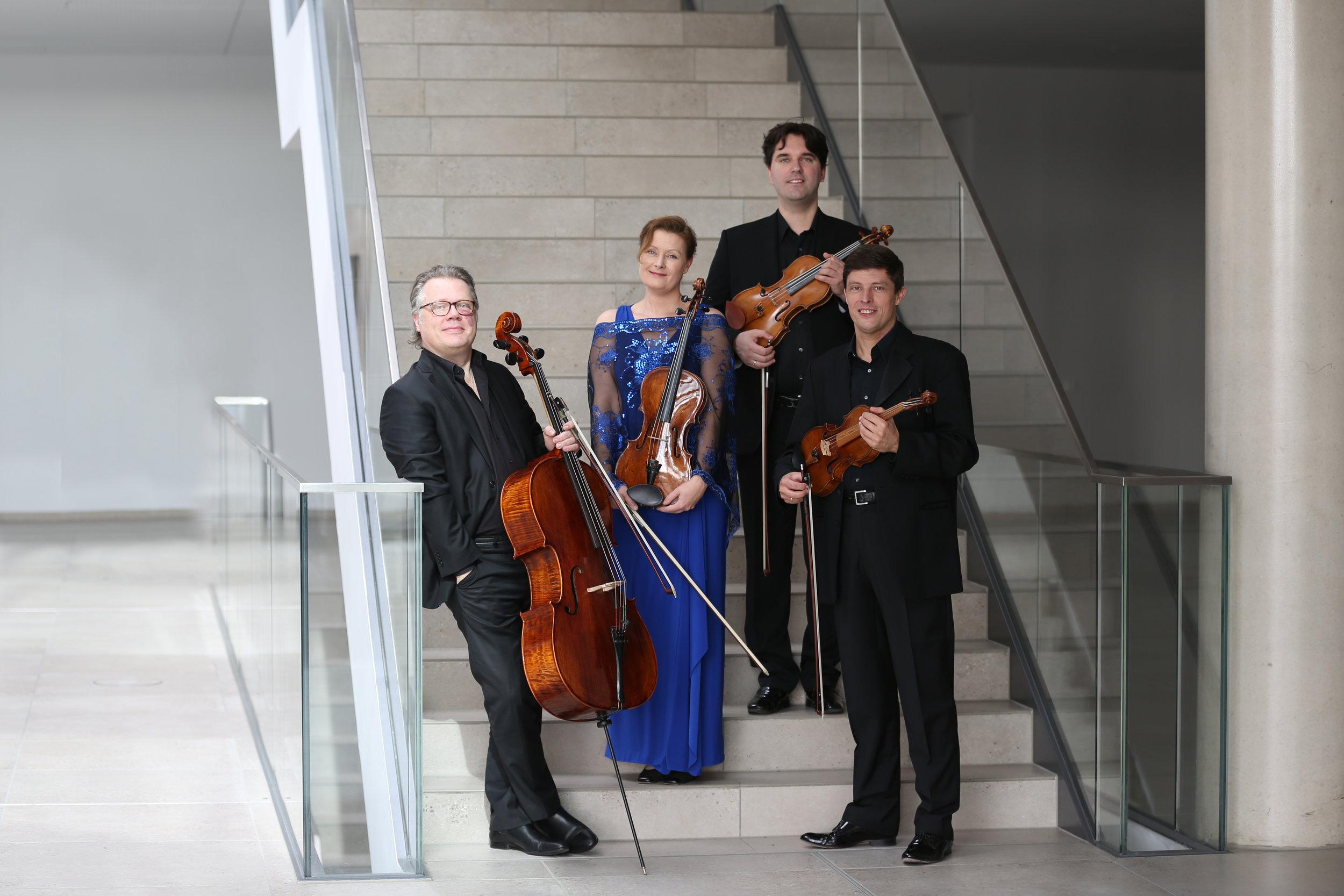 Henschel Quartett 2019 / © HP Remark