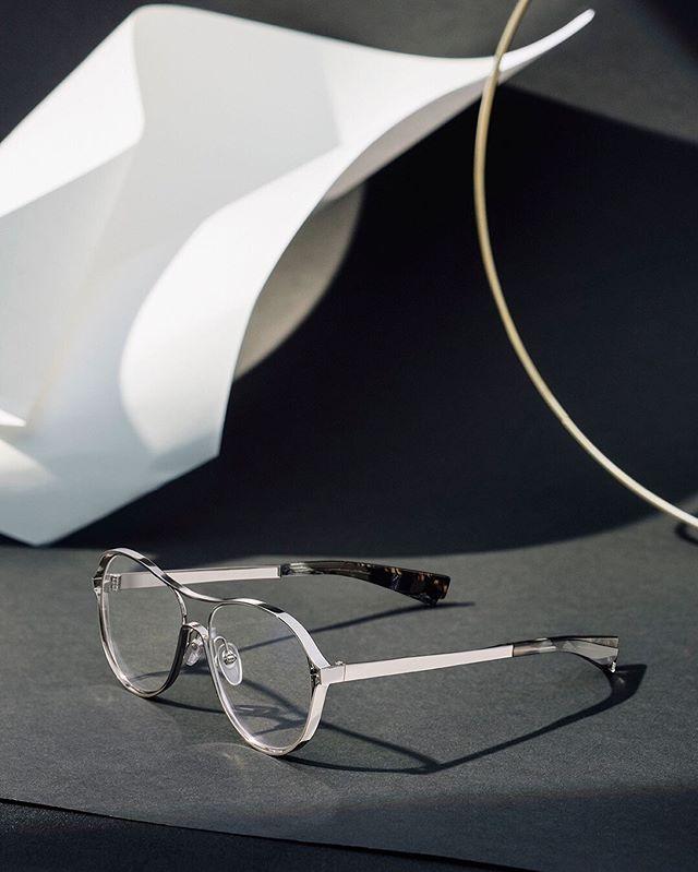 Beautiful Classic Optical Design by Alyson Magee.  To learn more, reach pr@brandoeyewear.com #alysonmagee #optical #classiceyewear