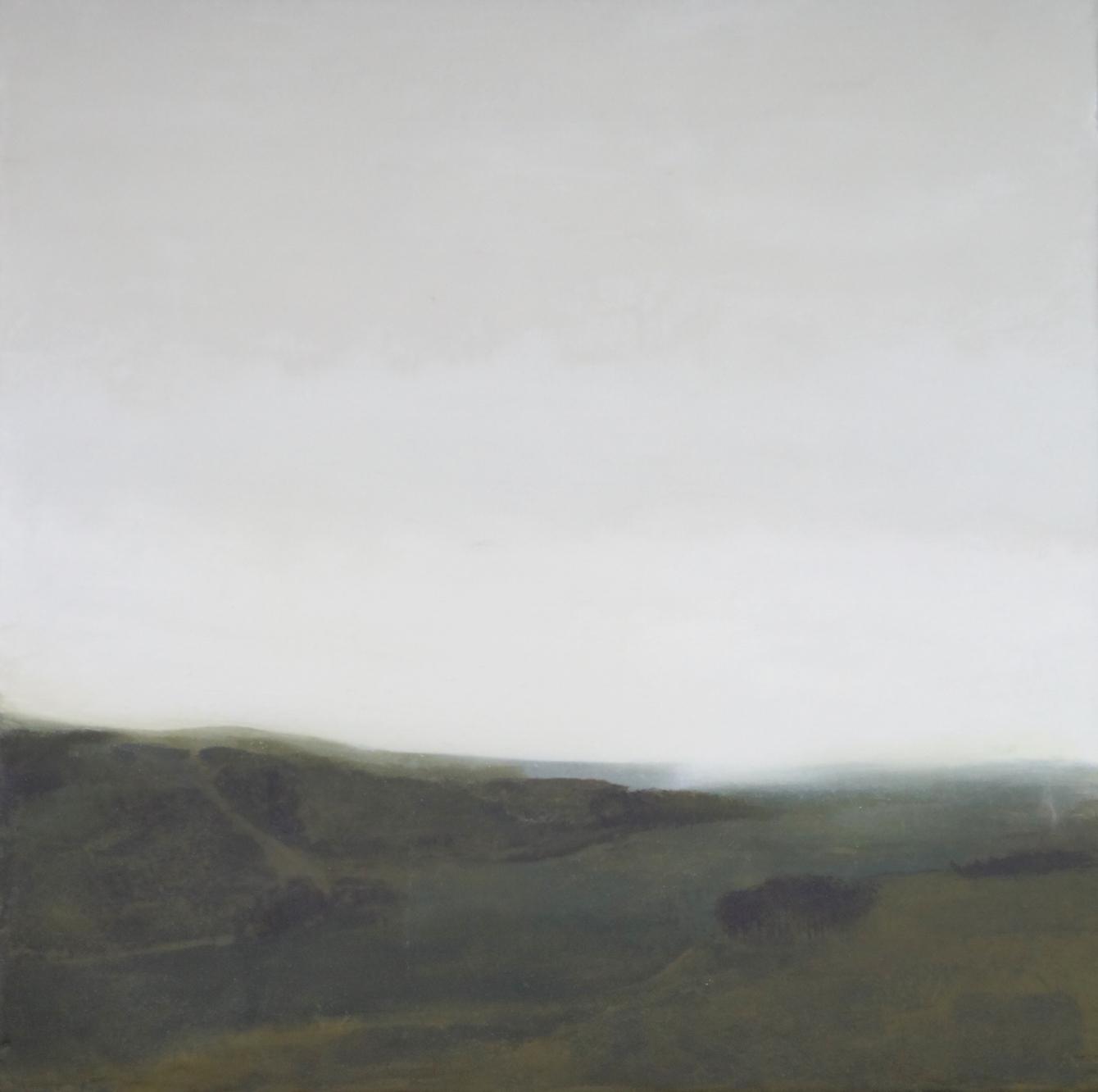 Artist: Anna Boss  Title: Night Falling  Medium: Acrylic on canvas  Size: 80 x 80 cm  Price: £1800