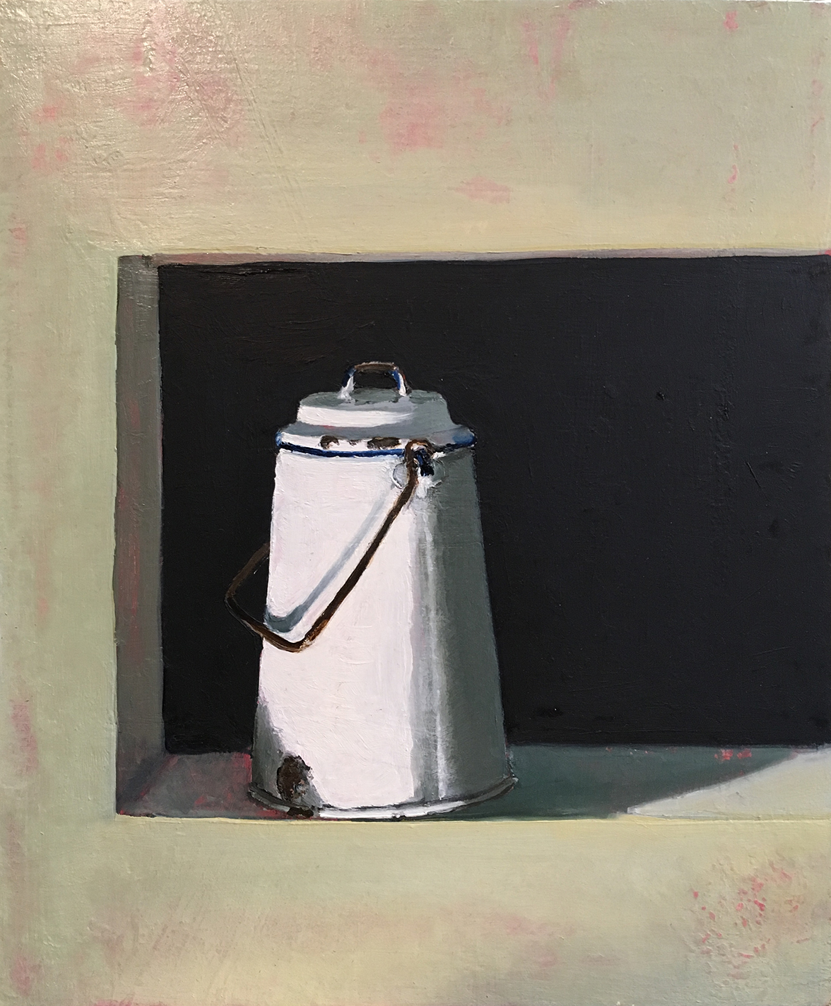Artist: Tori Day  Title: The Night Larder  Size: 32.5 x 27.5 cm  Price: £550