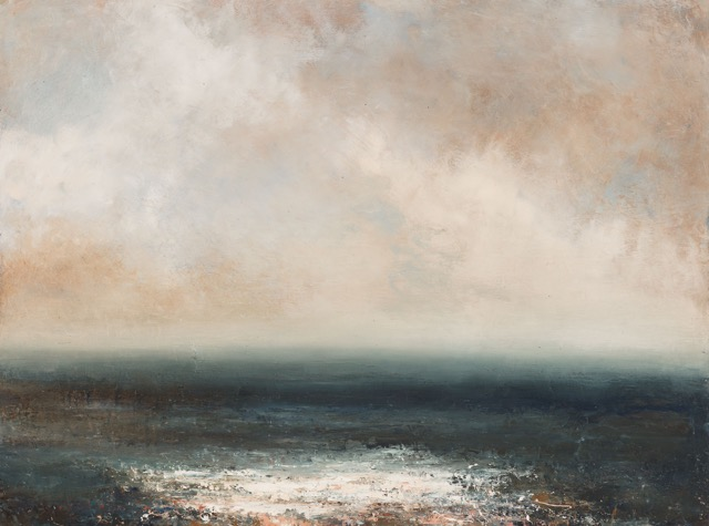 Artist: Hannah Ludnow  Title: South Easterly  Size: 120 x 150 cm  Medium: Oil on canvas  Price: £2600