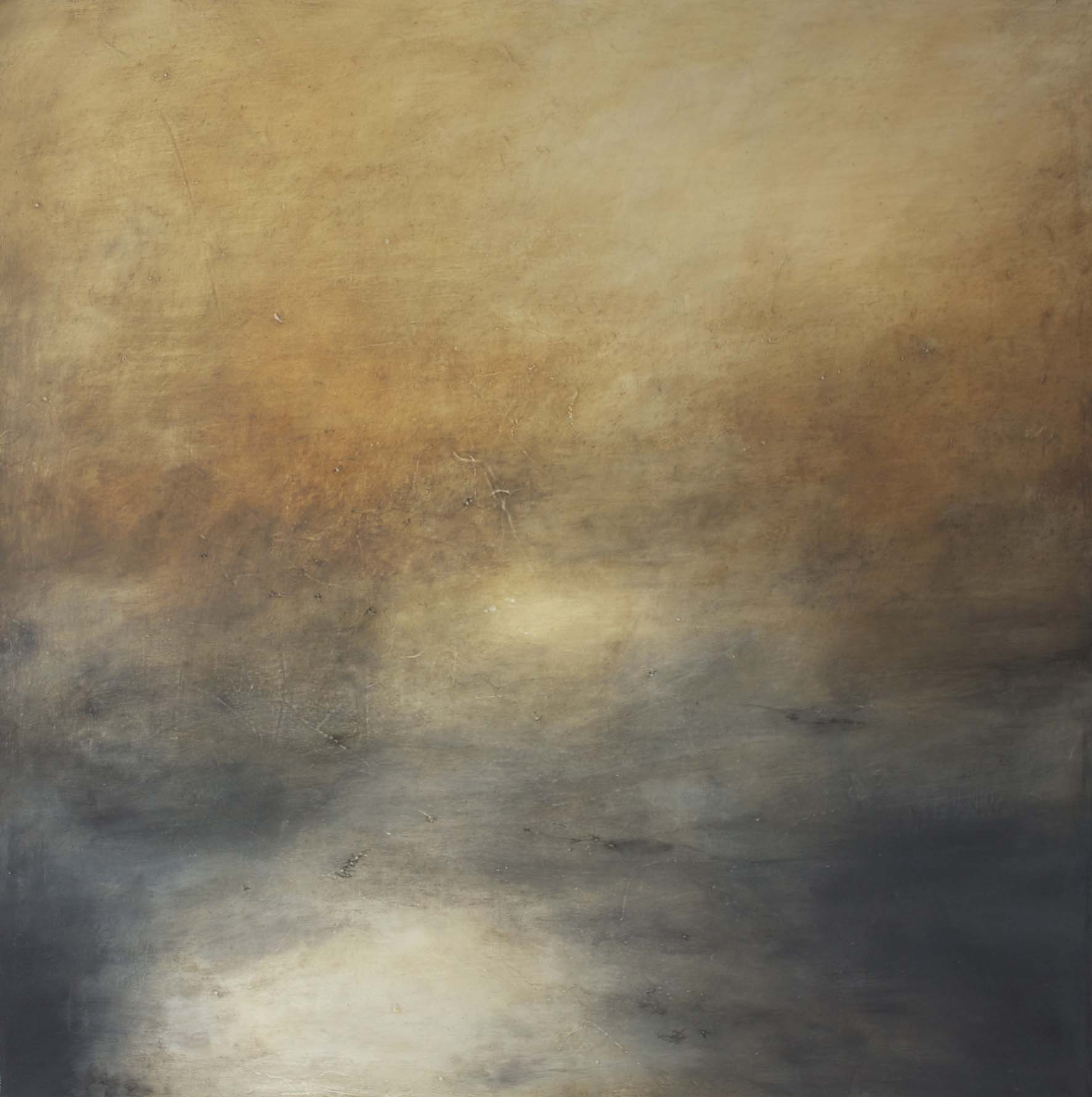 Artist: Victoria Graimes  Title: Ethereal Light II  Size: 90 x 90 cm  Medium: Oil on canvas  Price: £2250   Buy Now