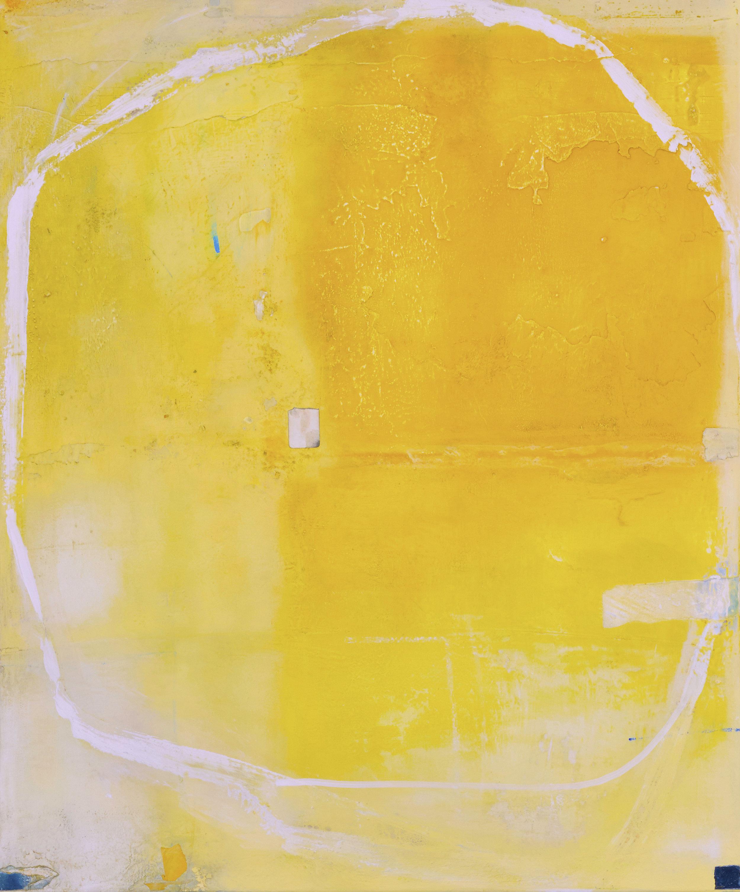 Artist: Sam Lock  Title: On the Edge  Size: 120 x 100 cm  Medium: Oil on canvas  Price: £8000
