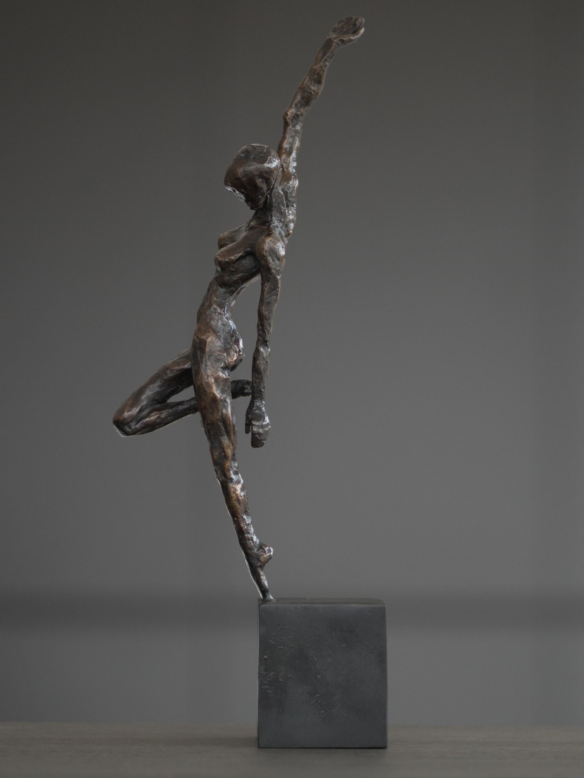 Artist: Kate Viner  Title: Nurture  Size: 49 x 18 x 8.5 cm  Medium: Bronze 1/12  Price: £1950