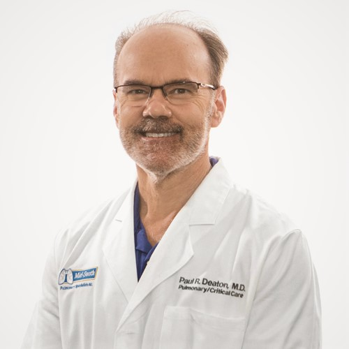 Paul Deaton  University of Tennessee  Pulmonary Medicine