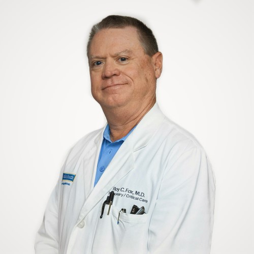 Roy Fox  University of Mississippi  Pulmonary Medicine