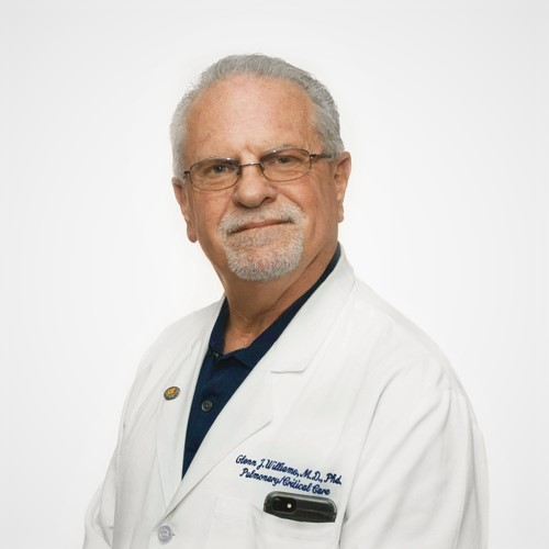 Glenn Williams  University of Tennessee  Pulmonary Medicine
