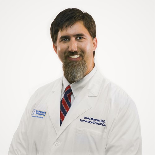 David Munday  Kirksville College  Pulmonary Medicine
