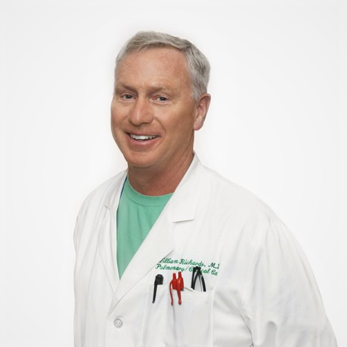 William Richards  University of Tennessee  Pulmonary Medicine