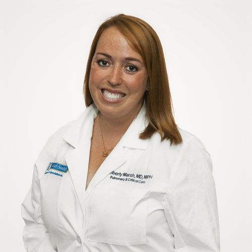 Kimberly Marsh, MD  University of Tennessee  Pulmonary/Critical Care/ Pediatrics
