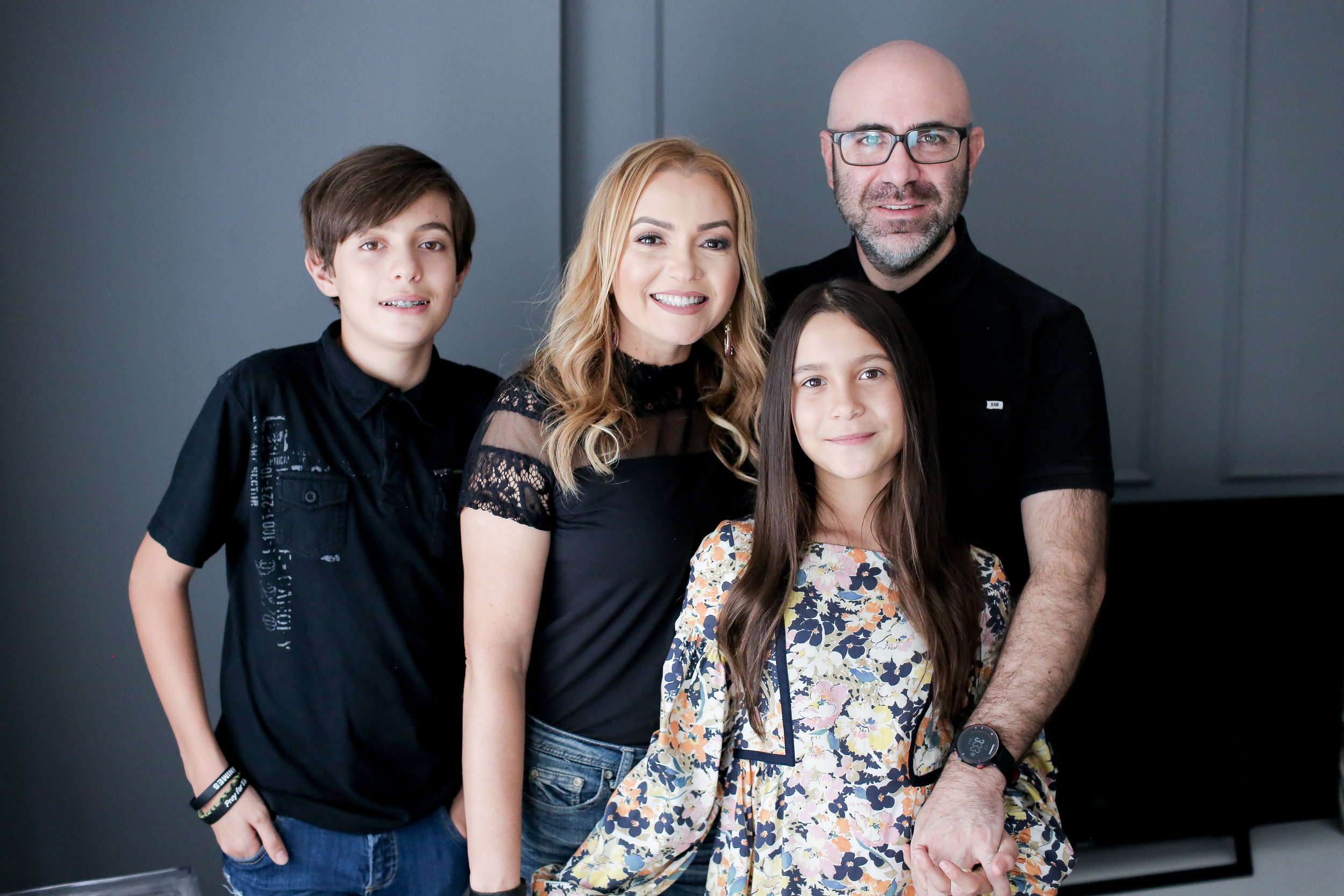 Garo,. Jordania, Eben, and Jordan