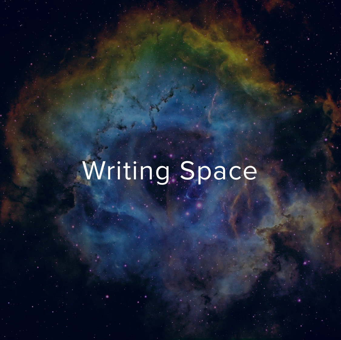 Image Credit: Scribe's wanderingmind.space homepage design Year 43 [ it's now year 45. I mark time by how old I am - more relatable ]