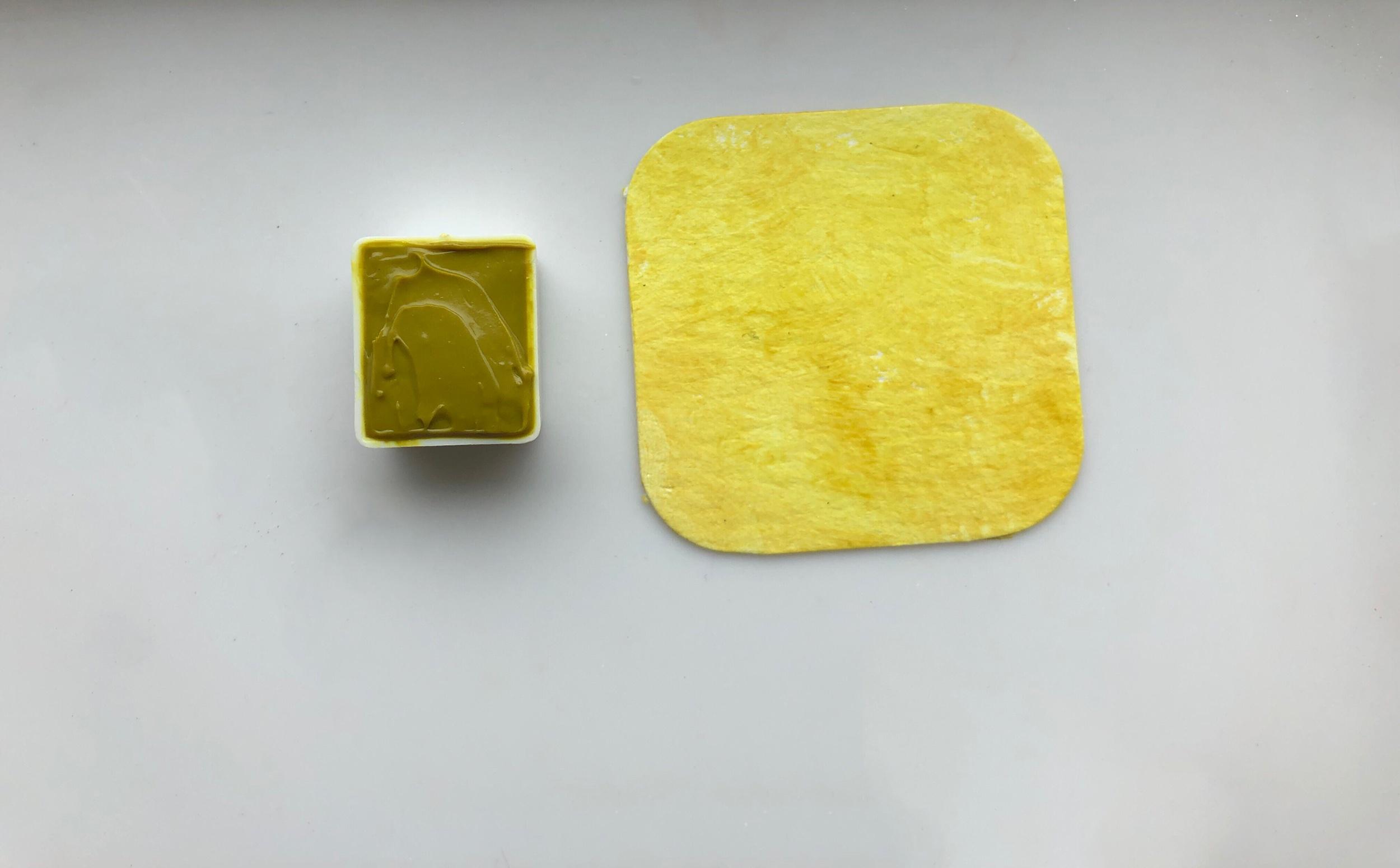 Image: Mayan Yellow