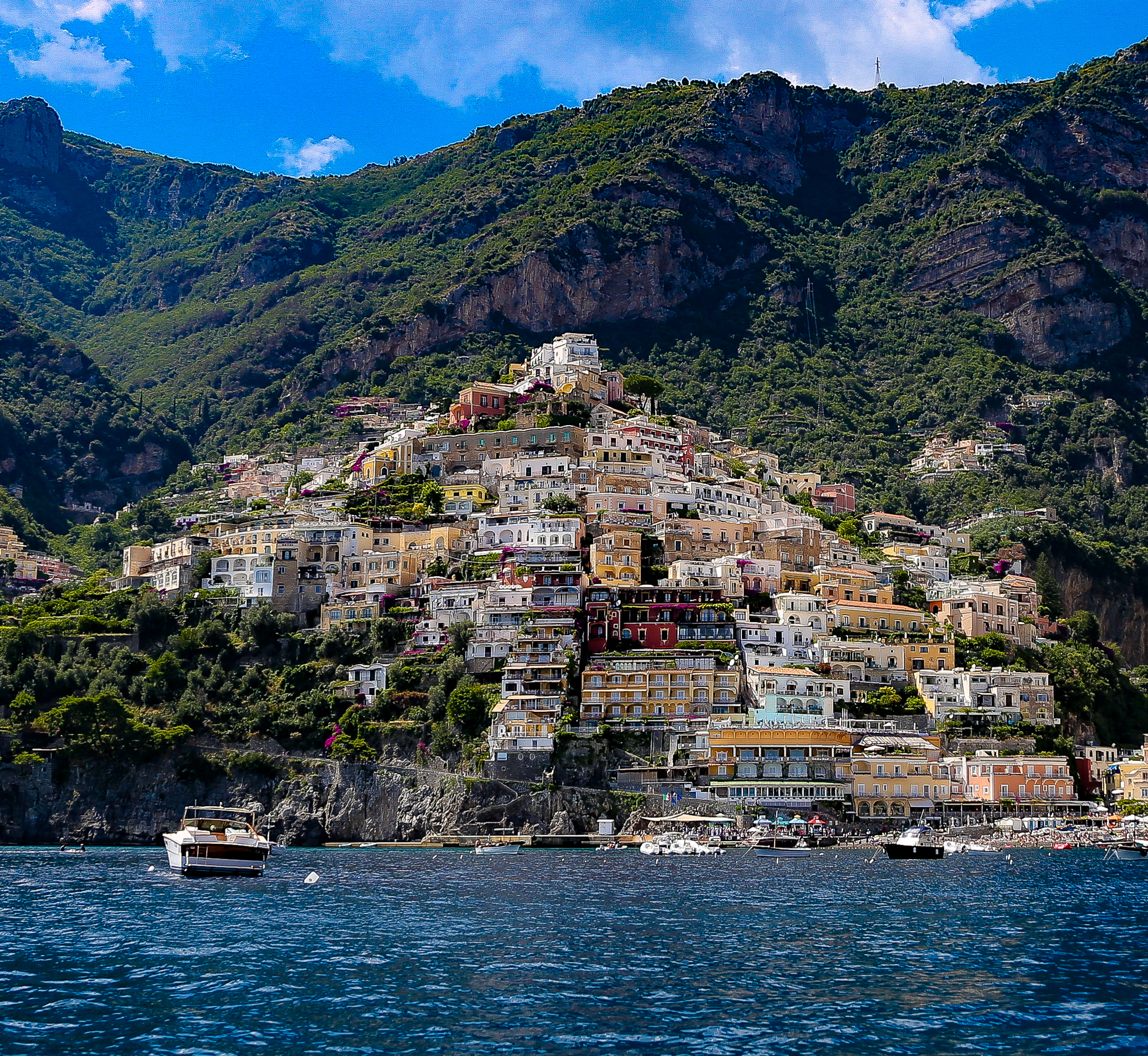 4 Days In Positano Italy The Bond Street Butcher