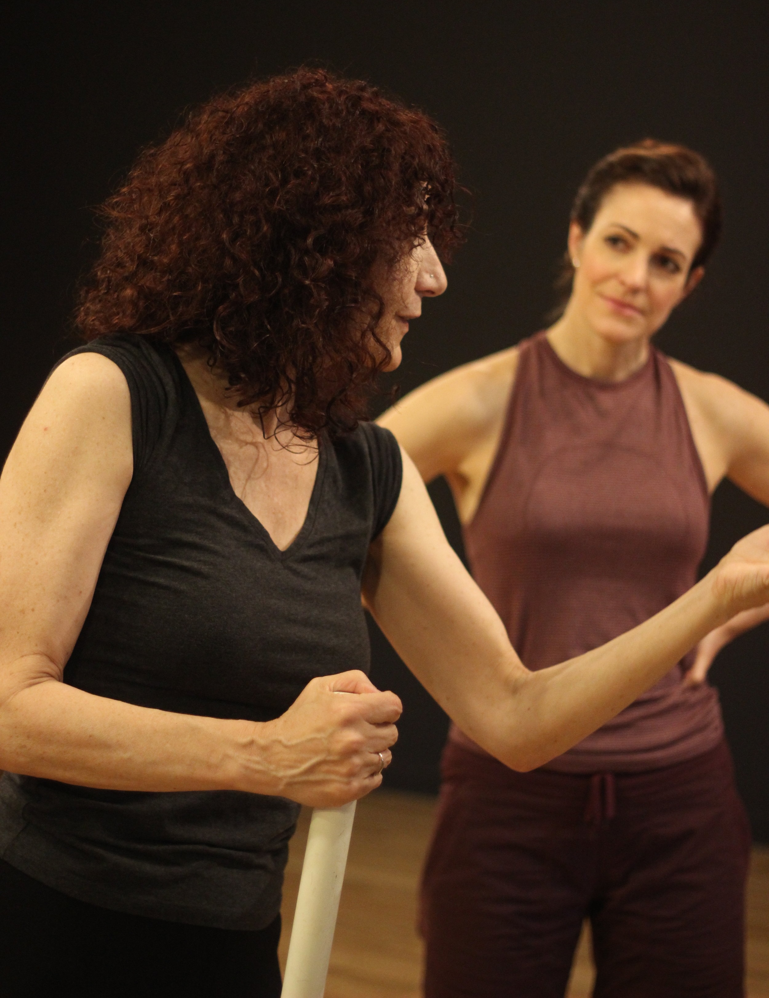 Margolis Method engages the whole actor to create theatre with every breath