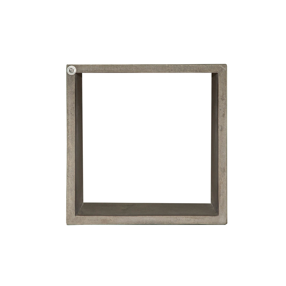 Vintage Concrete Square - [3 IN STOCK]  $160