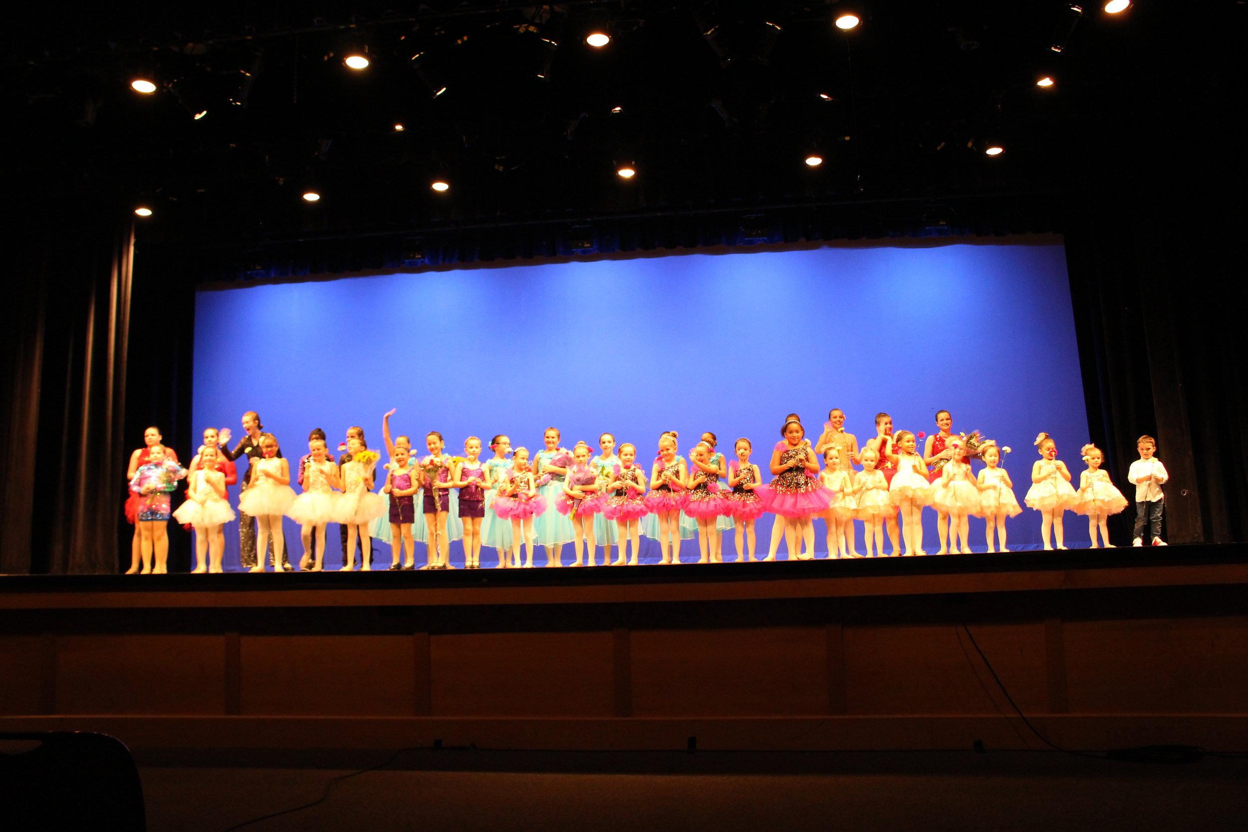 Dance Recital 2017 -