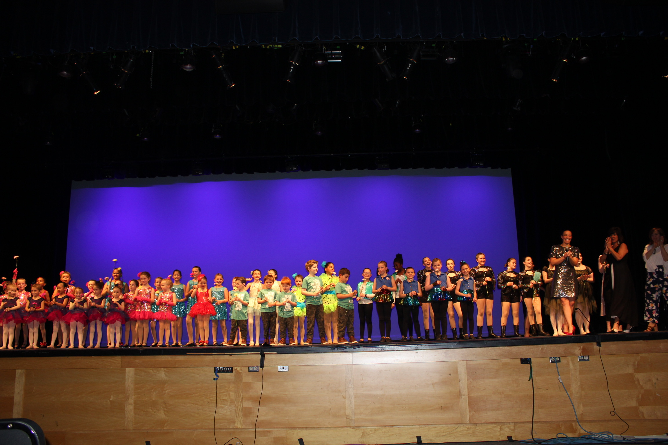 Dance Recital 2019 - Bravo! Congratulations to all of our dancers on Recital 2019! We are so proud of all of our dancers for their hard work, dedication & teamwork throughout the year. You all shined so bright on the stage! Thank you to all of the parents for choosing New Steps. We love what we get to do and we are blessed to have an incredible Dance Family! Thank you for making our 35th year in business a great year!