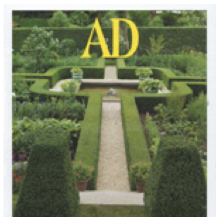 Architectural Digest (Germany) March 2013