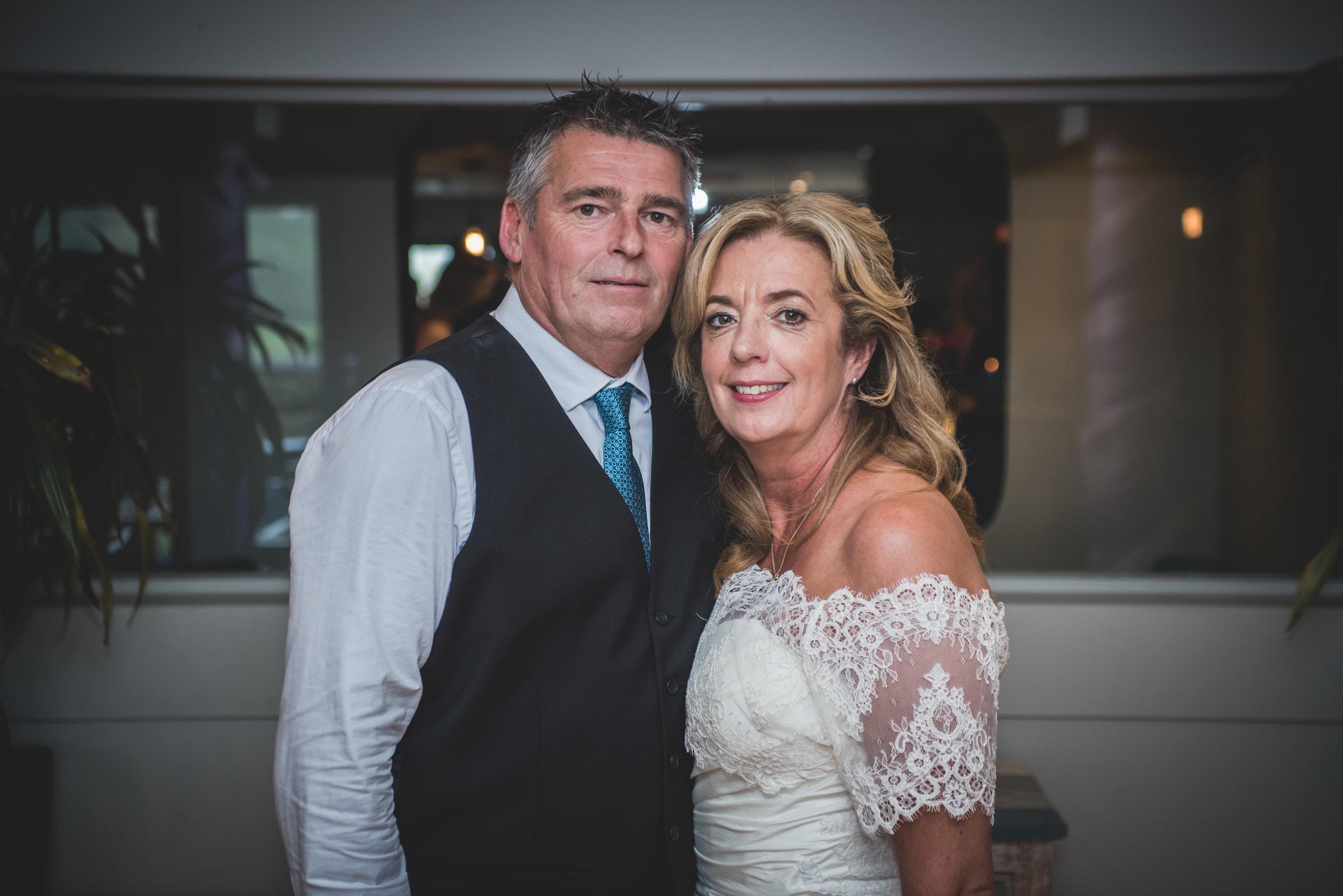 Mr & Mrs Rutter