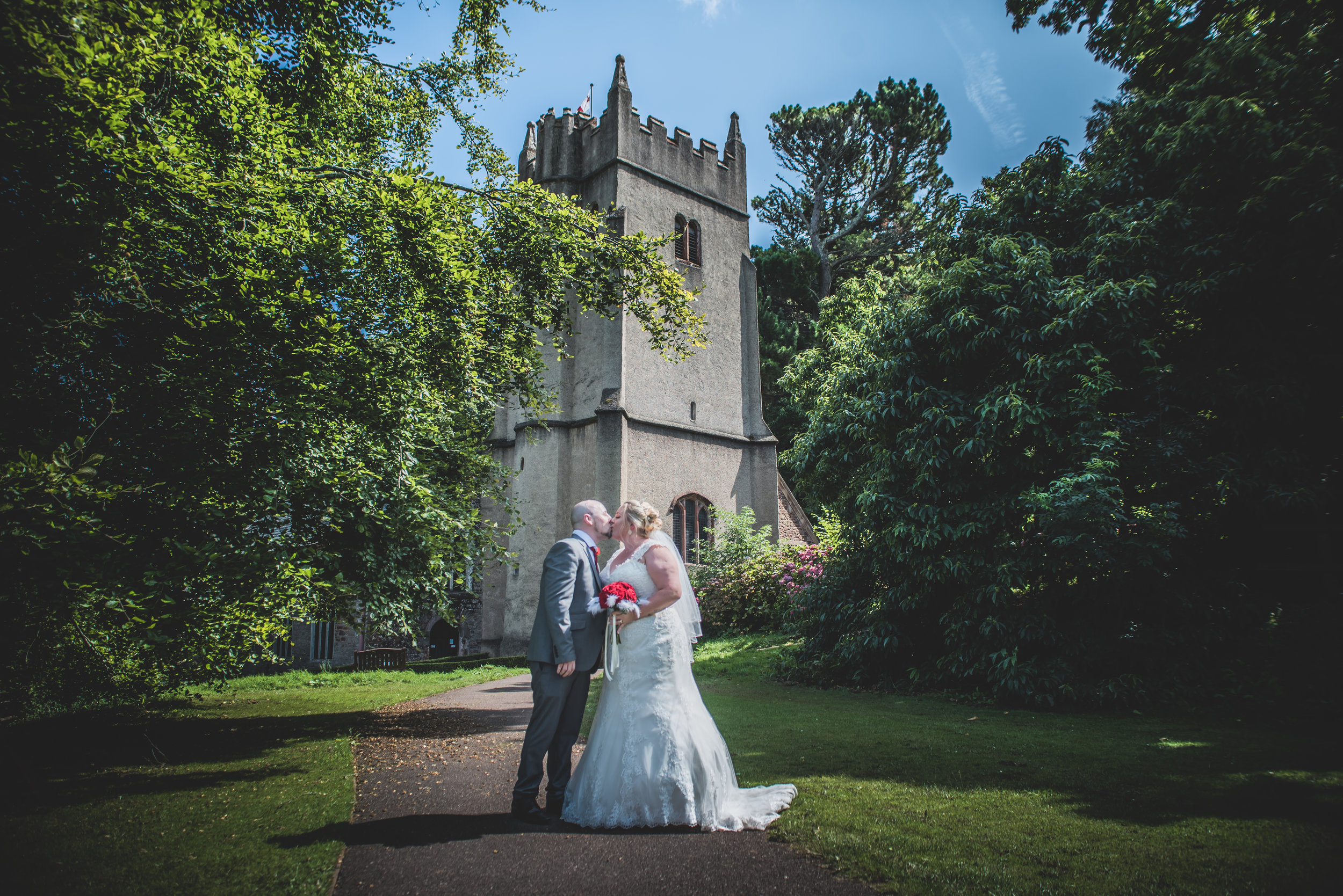 Mr & Mrs Kelly - Half Day Package
