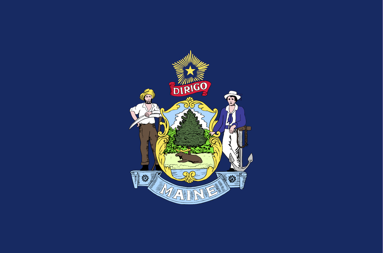 Flag of Maine.png
