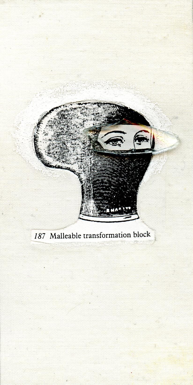 "Malleable Block 2/12"" x 4"""