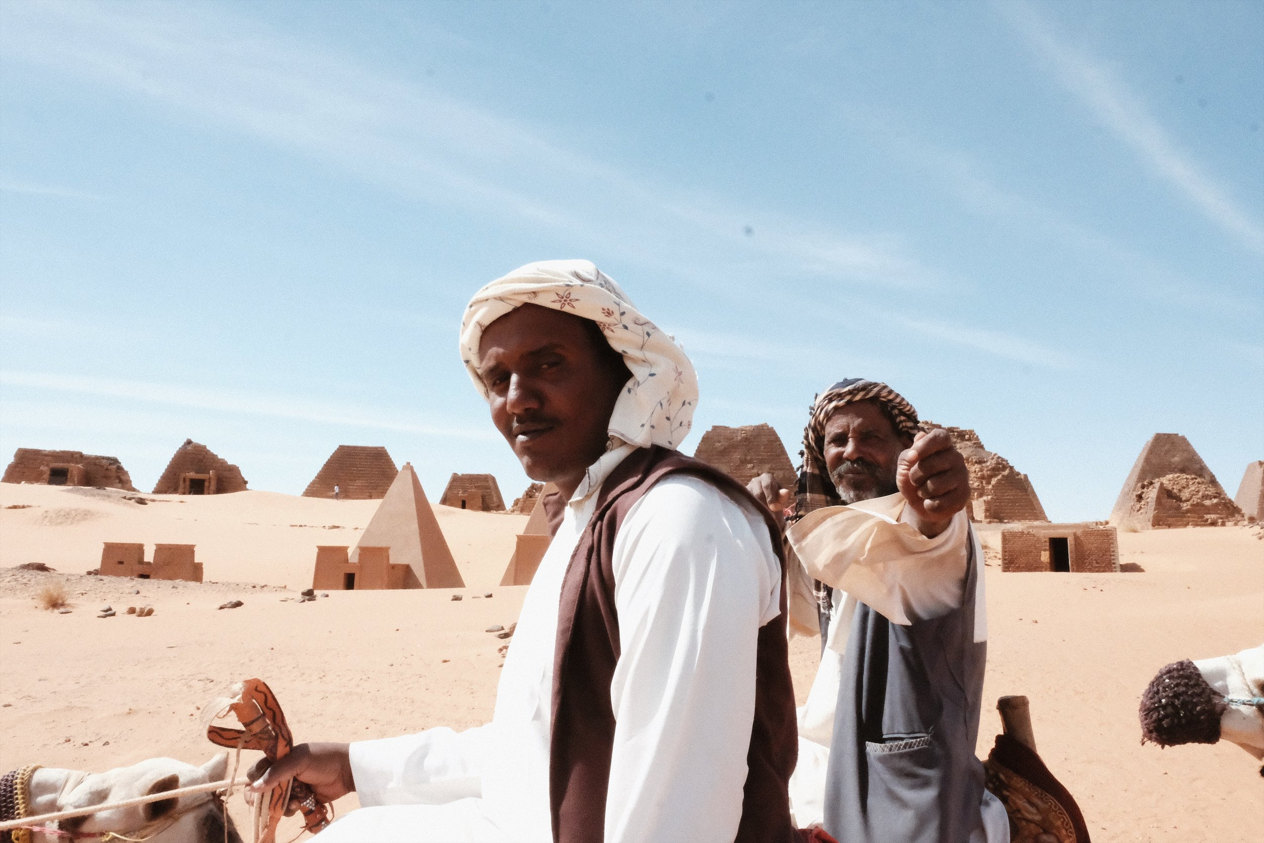 Sekka Magazine: The Nubian Pyramids of Meroe - My fascination with Sudan's little-known ancient history, and the diversity of its historic artefacts, is what motivated me to explore one of Africa's largest, and most underrated, nations. Read more here.