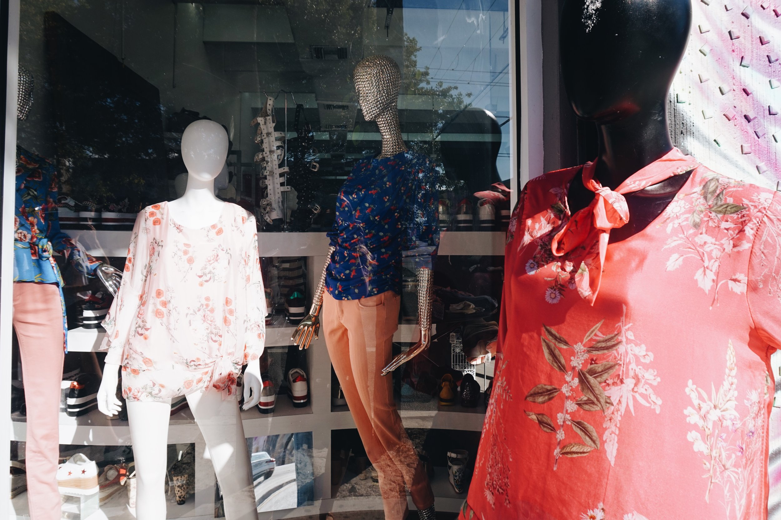 women's second hand clothing boutique in Wynwood