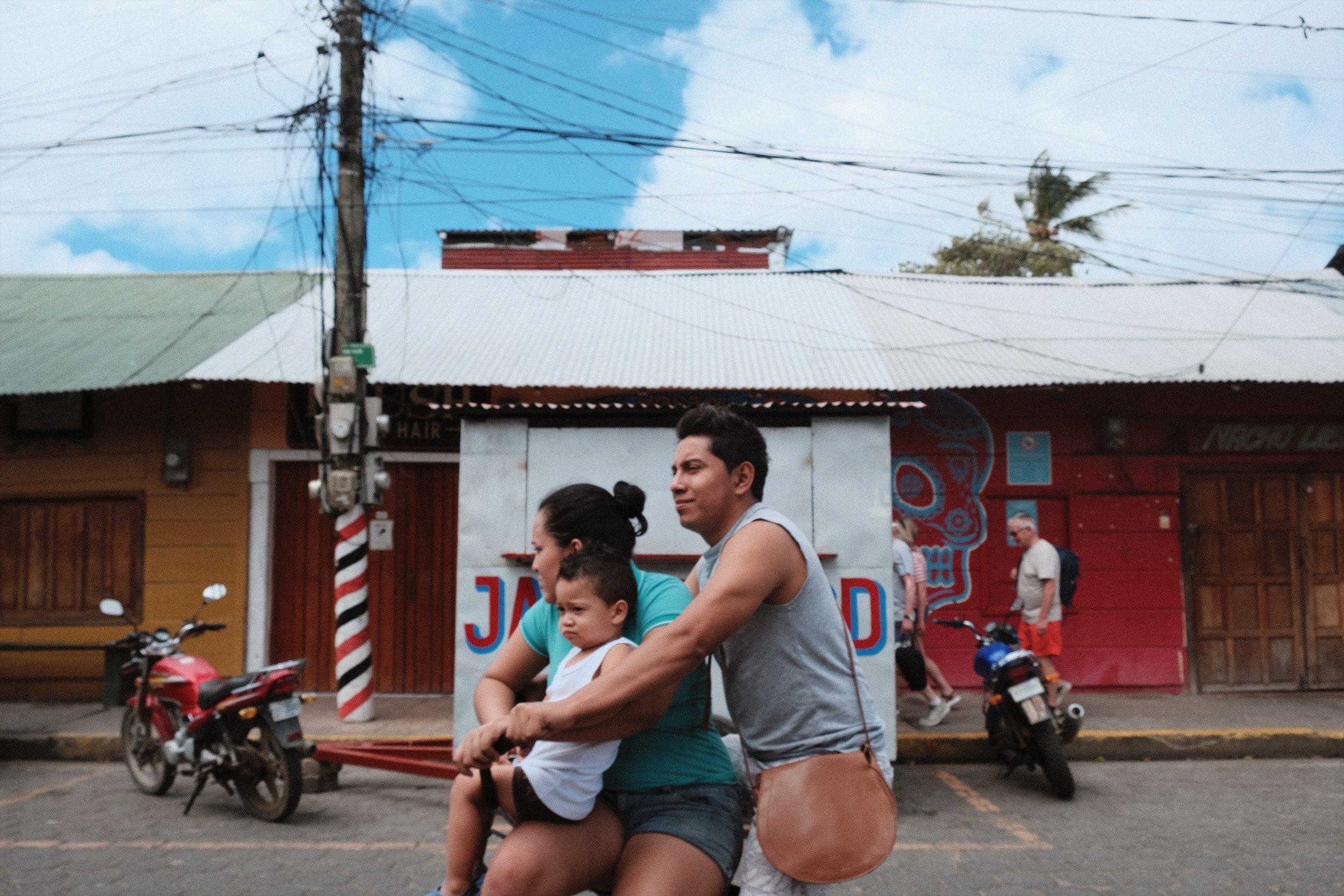 Taken in San Juan del Sur, Nicaragua