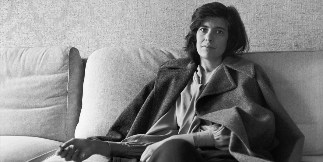 Portrait of Susan Sontag by Annie Leibovitz. Source: lithub.com