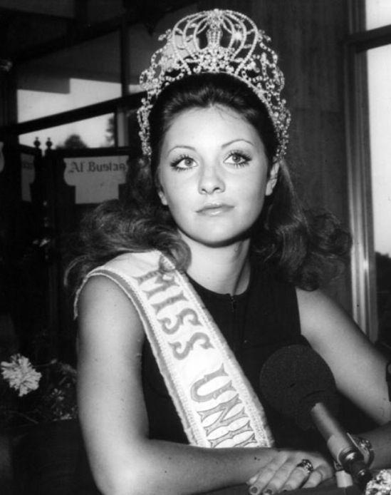 Georgina Rizk, Miss Universe 1971