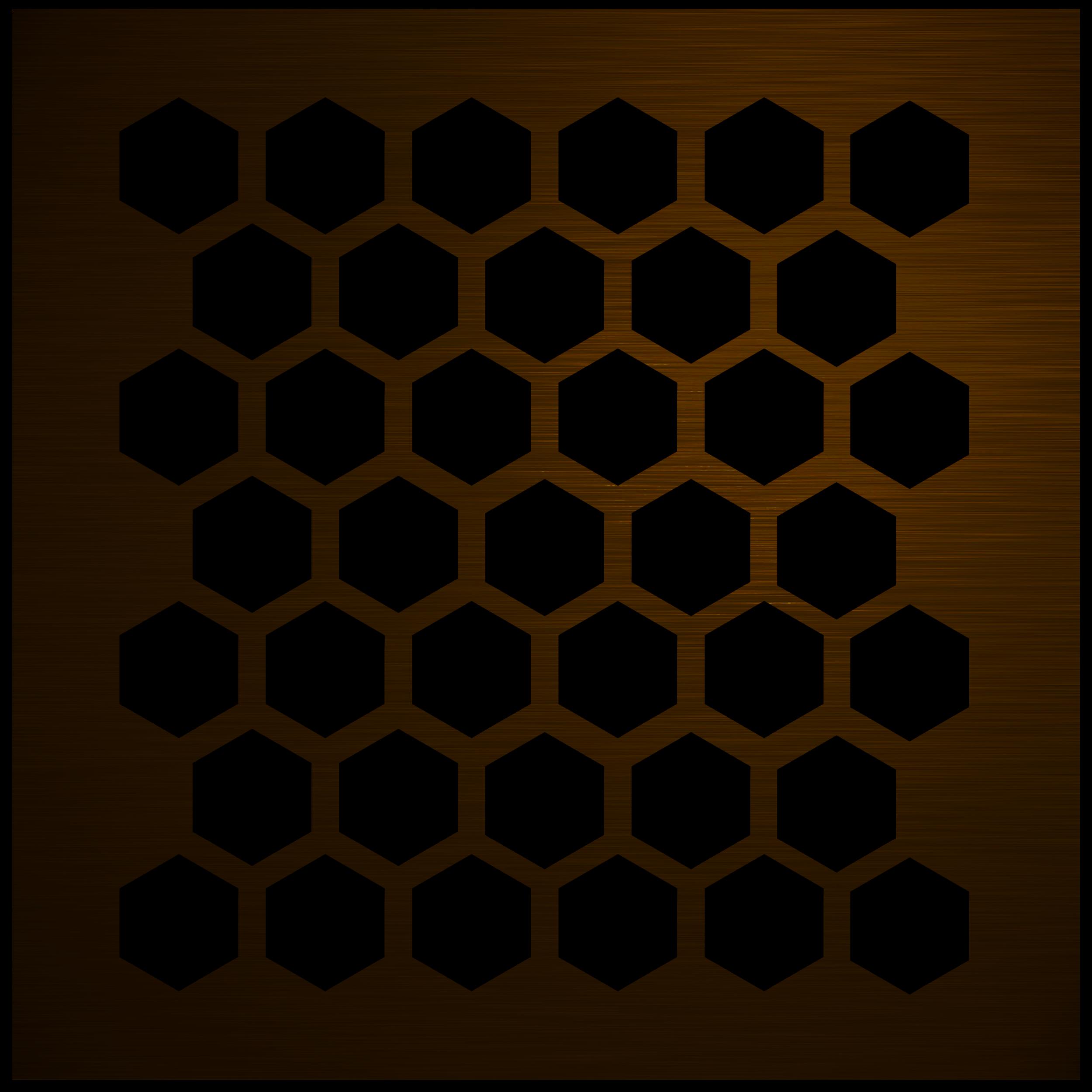709 Honey Comb