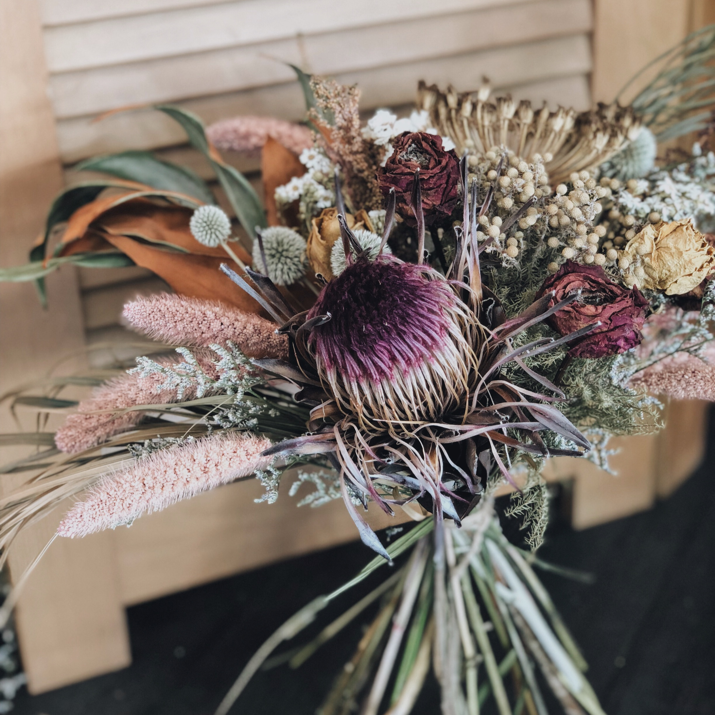 Dried Bouquets -