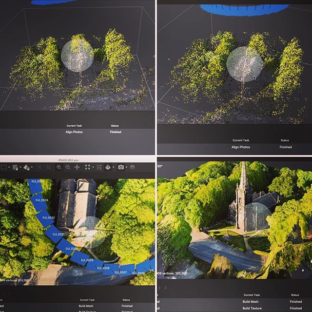 Just started pre-production on a VFX heavy project. Capturing aerial point clouds and reference. #vfx #photogrammetry #agisoft #metashape #pointcloud #textures #tracking #drone #dji #mavicpro #mavicpro2 #aerial #aerialsurvey #creativedirector #director #filmmaking #arnoldrender #visualeffects #creativedirection