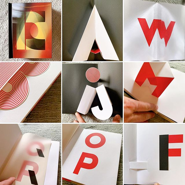@bigpinkcat another great kids book.. thought you maybe interested. #typography #alphabet #kids #children #learning #book