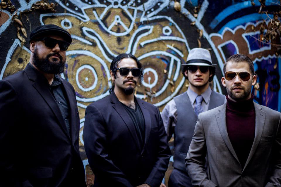 Influenced by early '70's funk, soul and afro beat artists, this LA band brings a dance party of heavy hitting rhythms that unify the band with their audiences for a crazy fun time.