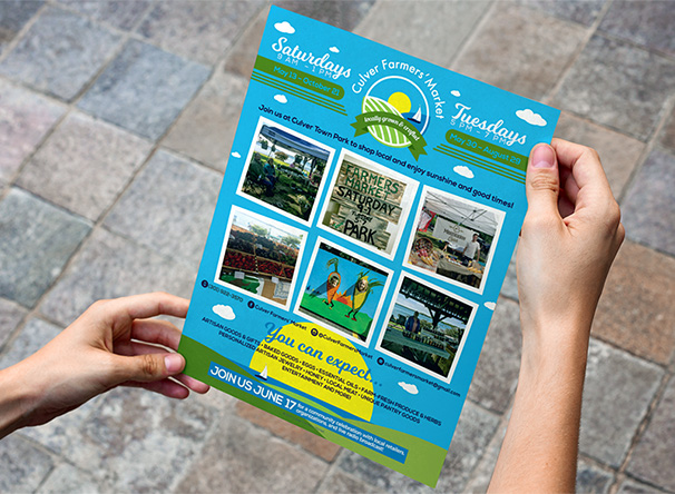 Brochures, posters, & more