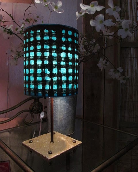 Revisiting Luminosa Lighting's color series! We'll be recreating these designs in the coming months.  Hope you enjoy!  #turquoise #lampshades #lampdesign #lighting #lamps #floorlamp #desklamp #colorful #designideas #homedecorlove #decor #homedecor #decorinspiration #decorideas #lightingdesign #interiordesign #interiorlighting #lampstudio #naturalfibers #handcrafted #handmade #lampshadedesign #craftlamp #decorativelighting #artisansonmain #luminosalighting #weaverville #nc #ncart