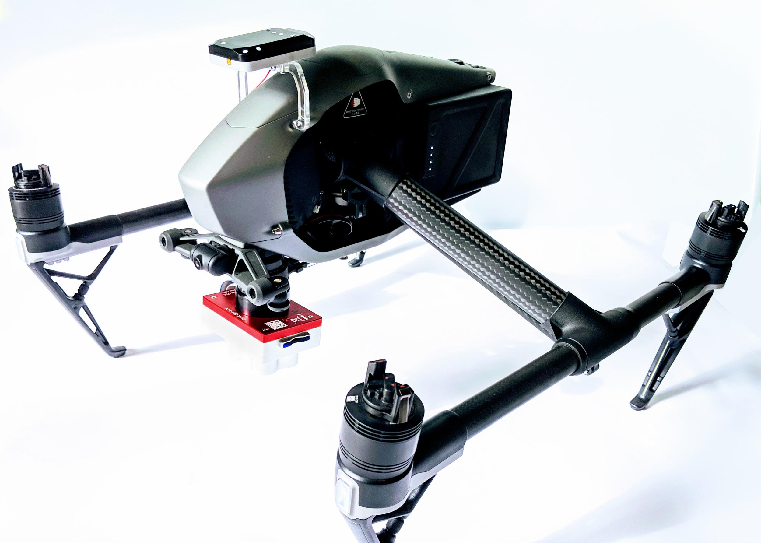 Mount RedEdge on DJI drone