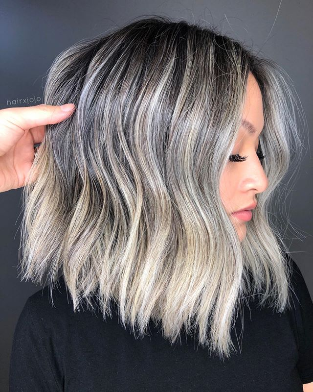 T A M I 🔥🔥🔥 A major CHOP and #babylight service for this QUEEN 👑💕 this has got to be my fav color on her! Check out my story to see all her foilsssss! #HAIRXJOJO #HAIRBYJOANNECHUNG