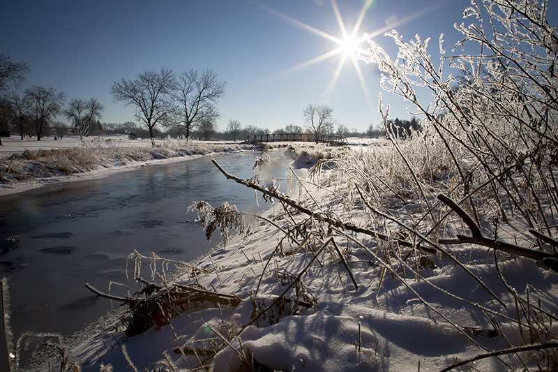 brookview-golf-course-winter-wonderland-golden-valley-minnesota-sunshine-ice-crystals-melanie-mahonen-photography