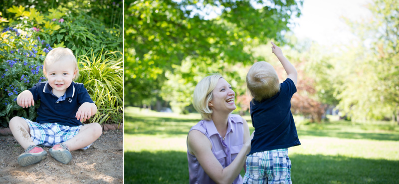 03-family-summer-session-minneapolis-rose-garden-minnesota-mother-son-candid-mahonen-photography