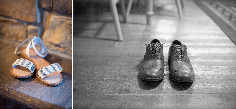 03-cabin-wedding-day-footwear-bride-groom-mahonen-photography